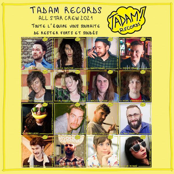 Tadam crew - Tadam Records