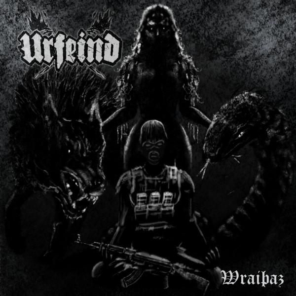 Wraiþaz, Urfeind, nouvel album, 2021, black metal, Skadwaz, AVGRUNDSKLANGER
