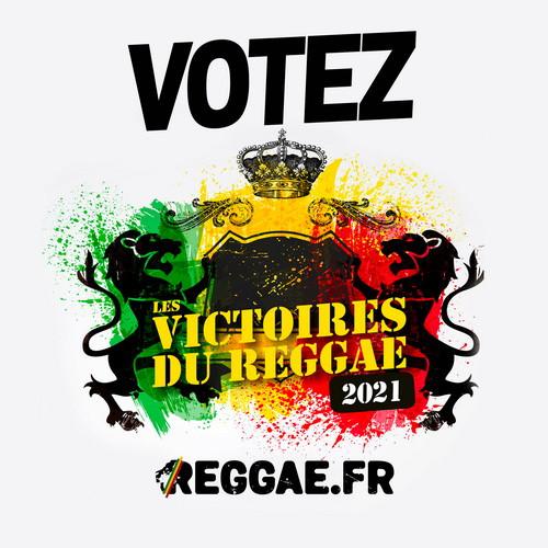 votez : Les Victoires du Reggae2021