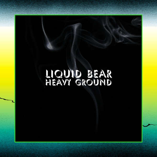 2021, EP, Prog, Liquid Bear, Heavy Grounds, single