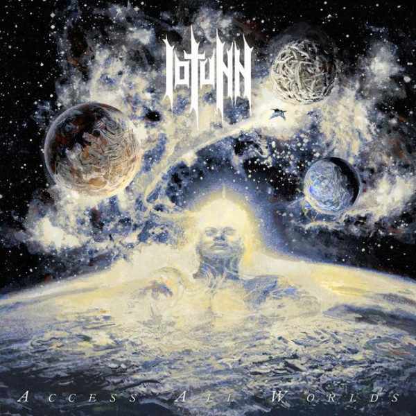 Iotunn, nouveau single, The Tower of Cosmic Nihility, nouvel album, Access All Worlds, Metal Blade Records, 2021
