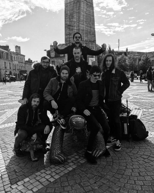 AGE  ⱡ TOTAL, 2021, nouveal album, doom metal,  Soza / Collectif 5024, shoegaze