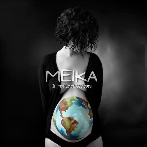Visuel Un Monde en Couleurs - Single Meika
