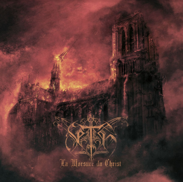 seth, black metal, français, notre dame de paris, la morsure du christ