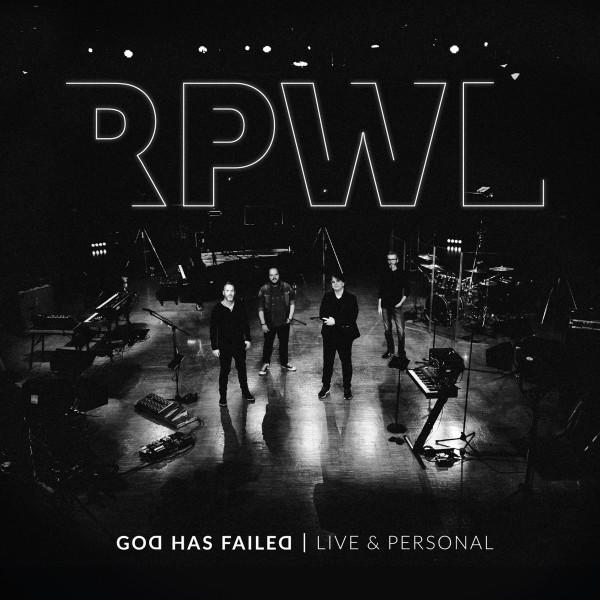 RPWL - God Has Failed Live & Personal
