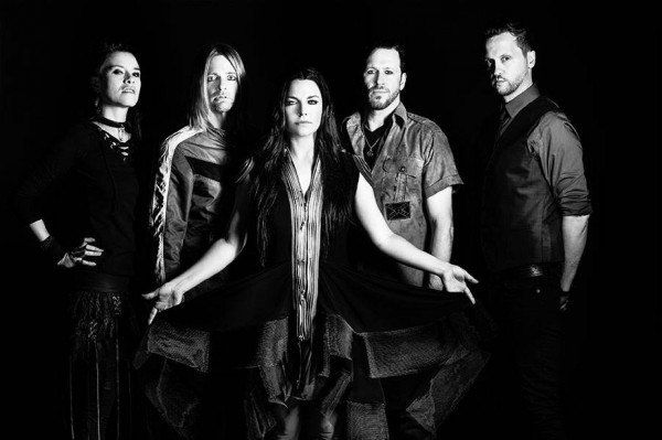 evanescence, the bitter truth, 2021, amy lee, sony, bmg, new