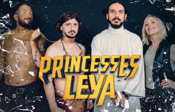 Princesses Leya, South Park, Ultra Vomit, Dragon Ball Z, Naheulbeuk