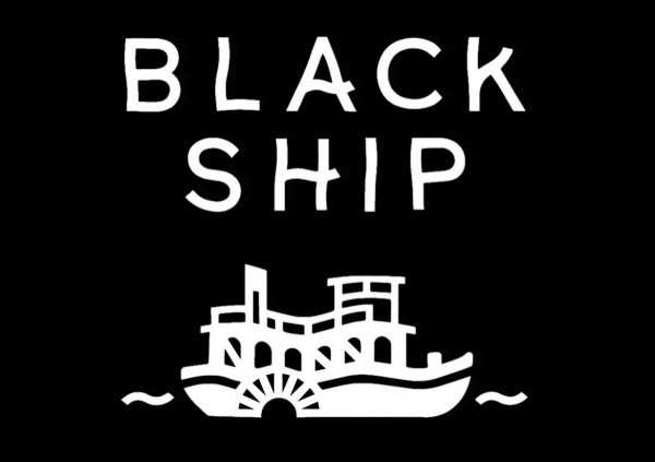 Black Ship - Logo