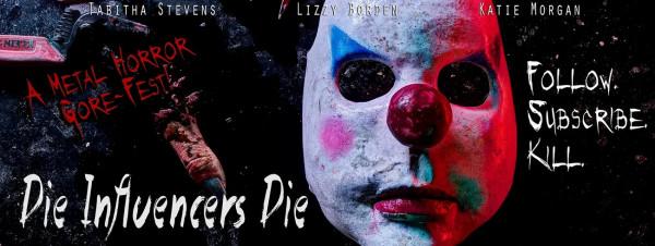 2021, lizzy borden, clip, film, die influencers die, my midgnight things