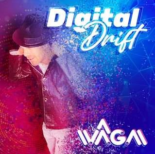 Vâga - Digital Drift pochette
