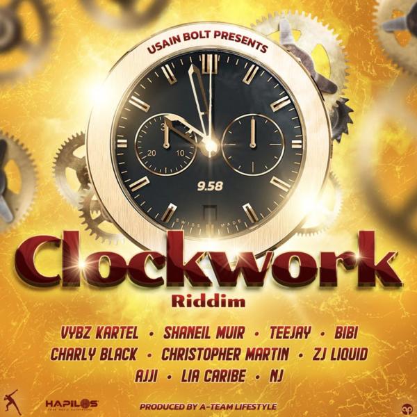 clockwork riddim, usain bolt, dancehall
