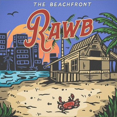 Visuel The BeachFront - Rawb - Sorti le 9 avril