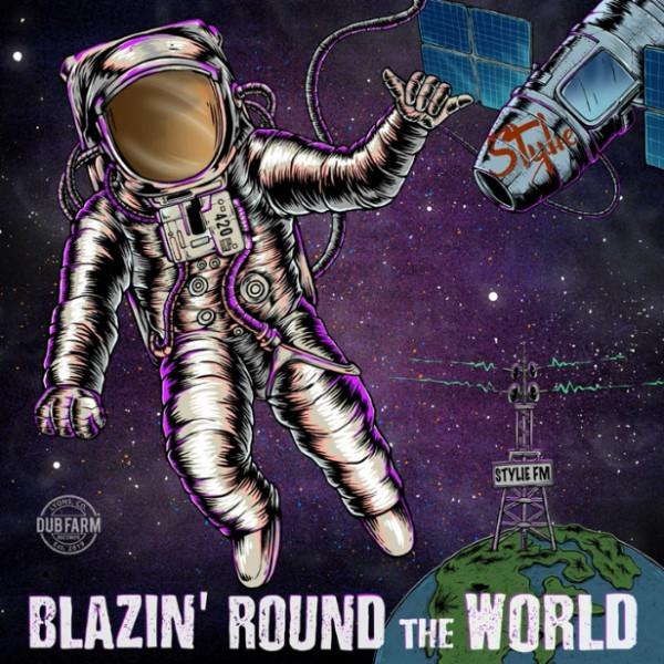 Stylie - Blazin' Round the World (2021)