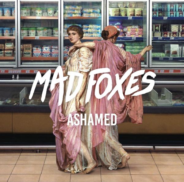 Nouvel album, 2020, Ashamed, rock, trio, Nantes