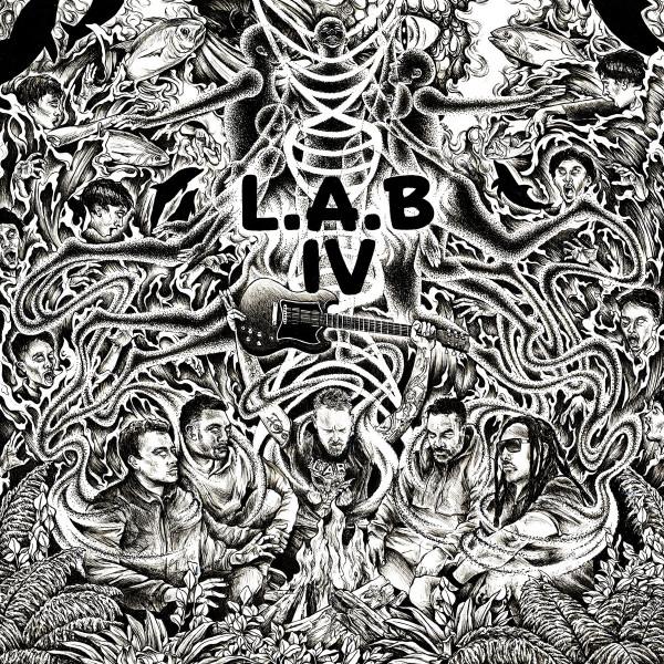 L.A.B - L.A.B IV cover