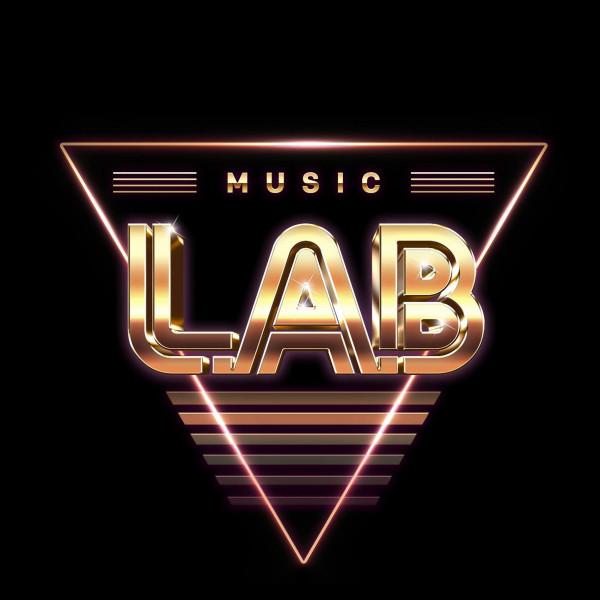 L.A.B  logo