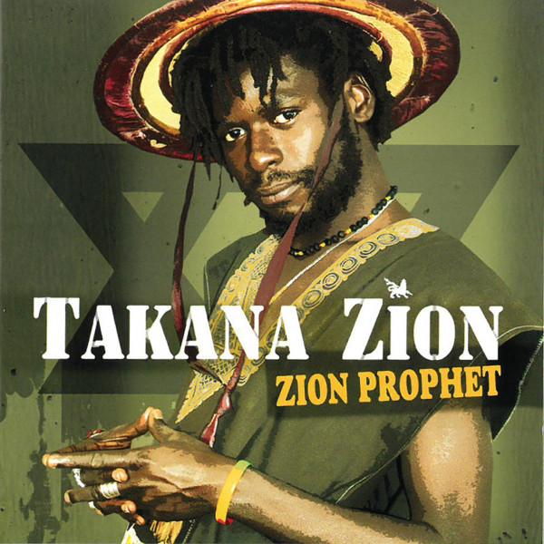 Takana Zion - Zion Prophet album