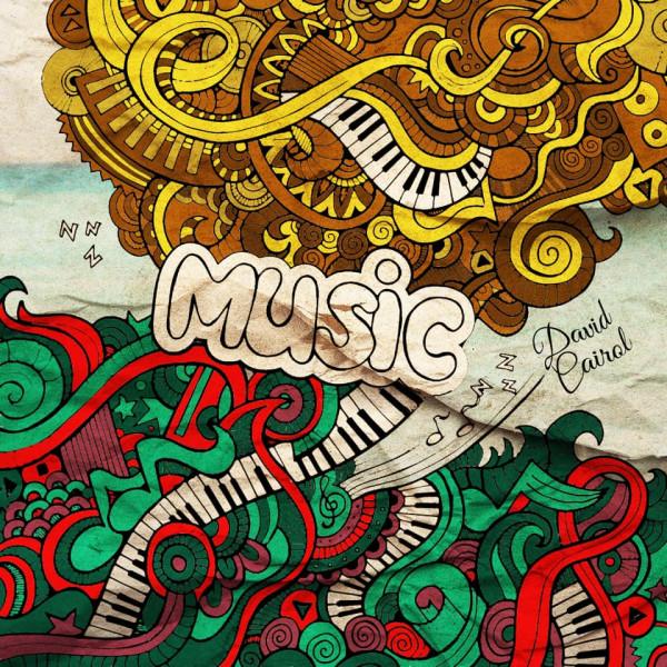 Visuel Music - David Cairol