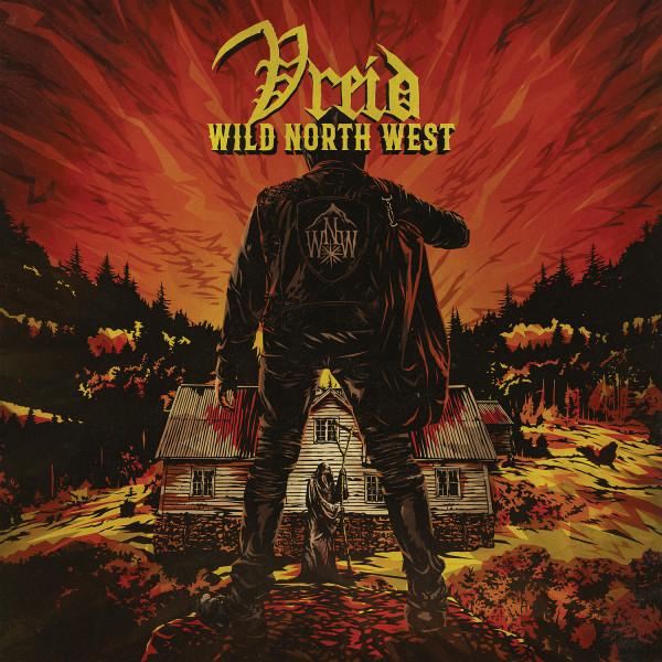 Nouvel album, Vreid, Wild North West, black'n'roll, metal, black metal, rock'n'roll, Norvège, Season of Mist, 2021