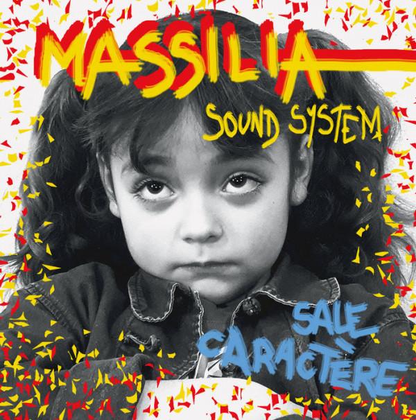 Massilia Sound System Album sale caractère