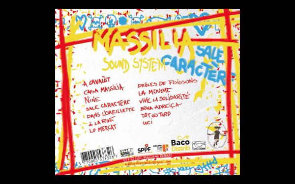 Massilia Sound System Sale Caractère Playlist