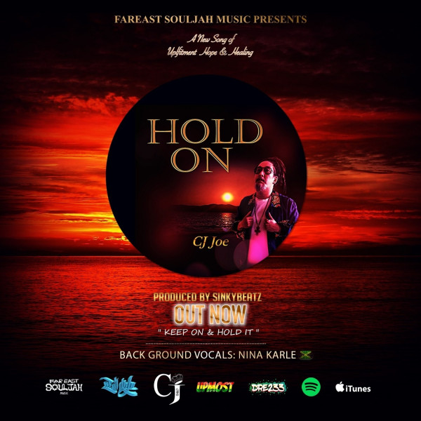 CJ Joe - Hold On