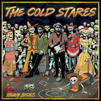 The cold stares, rock, garage rock, nouvel album, 2021, Heavy Shoes, Mascot Records