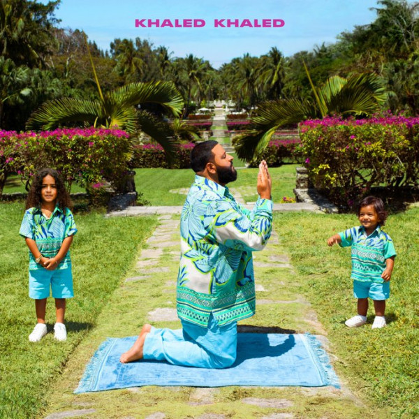 dj khaled, nouvel album, khaled khaled