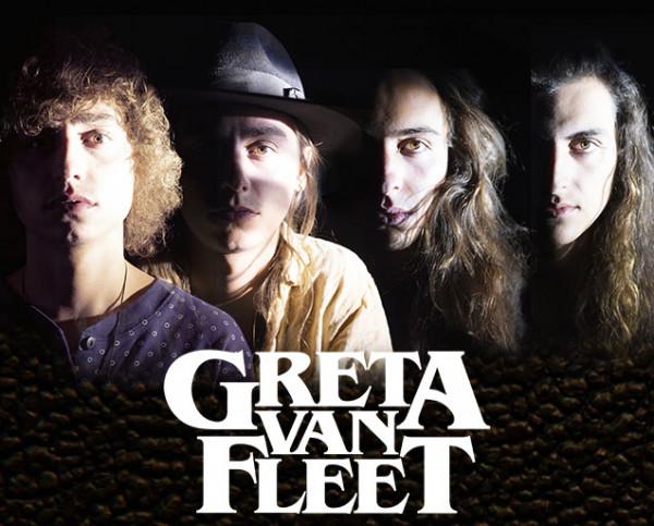 Greta Van Fleet, band, rock