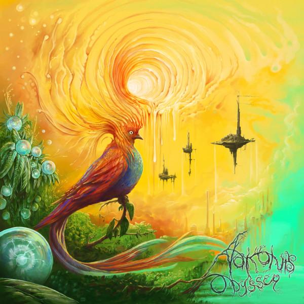 Vokonis, Odyssey, nouvel album, 2021, heavy, prog, stoner