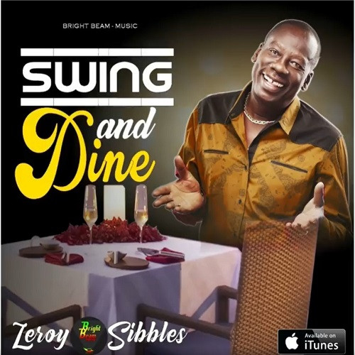 Visuel Swing and Dine - Leroy Sibbles