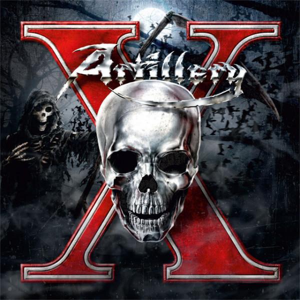 2021, cliip, album, artillery, X, in your mind