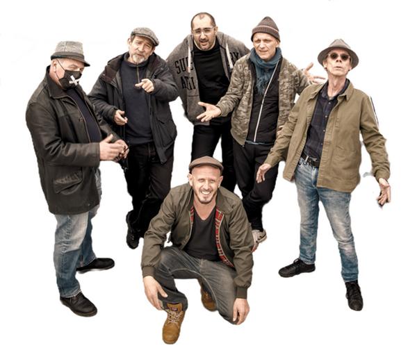 Massilia Sound System - Photo presse Manivette Records pour Album Sale Caractére
