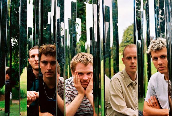 squid, pamphlets, bright green field, post punk, math rock, warp