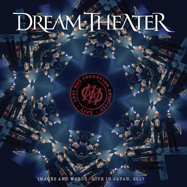 Dream Theater, Official Bootlegs, Lost Not Forgotten, Petrucci, Images and Words