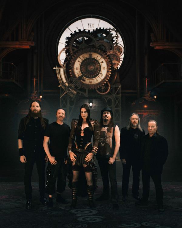 Nightwish, Hietala, Koskinen, Human Nature, Floor Jansen, Tuomas Holopainen