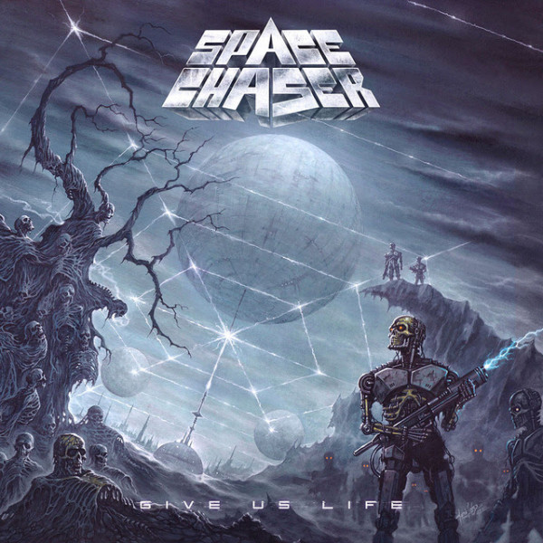 Space Chaser, nouvel album, Give Us Life, nouveau single, Remnants of Technology, 2021, Metal Blade Records