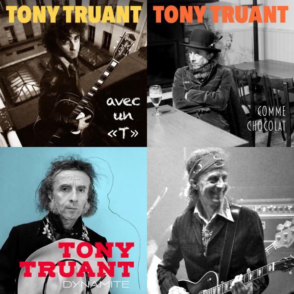 Tony Truant Compilations Digitales
