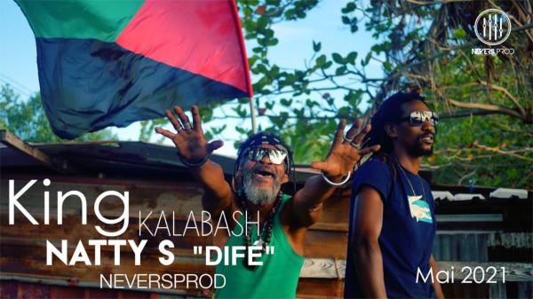King Kalabash ft Natty 'S - Difé