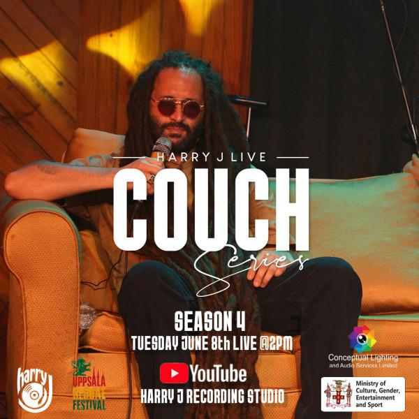 Alborosie - Harry J Live Couch Series