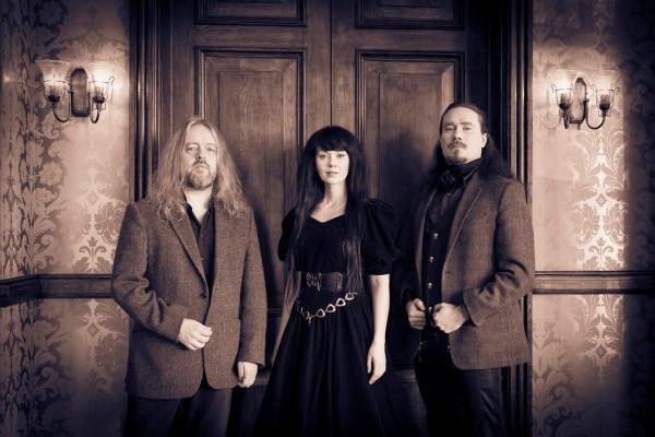 Auri, Tuomas Holopainen, Troy Donockley, Johanna Kurkela, Nightwish, folk