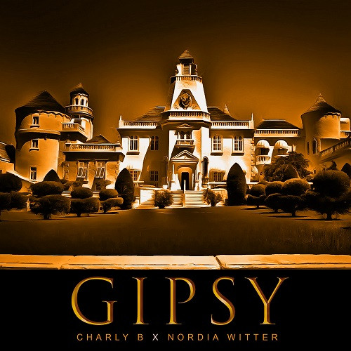 "Artwork "" Gipsy "" - Charly B & Nordia Writter"