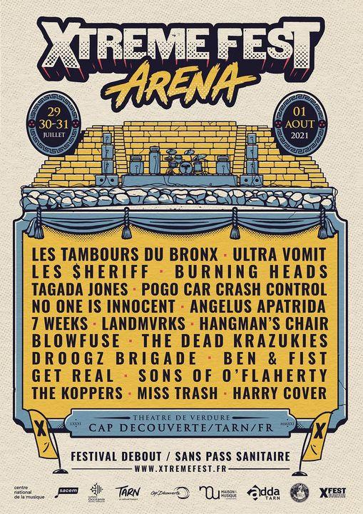 Xtreme Fest Arena 2