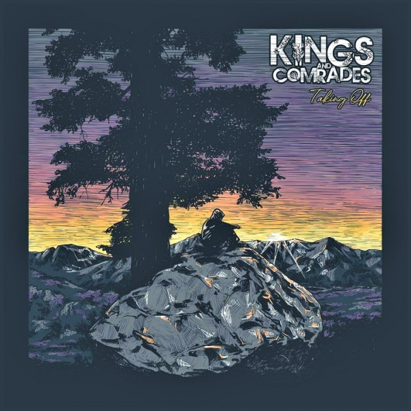 Kings And Comrades - Taking Off cover artwork