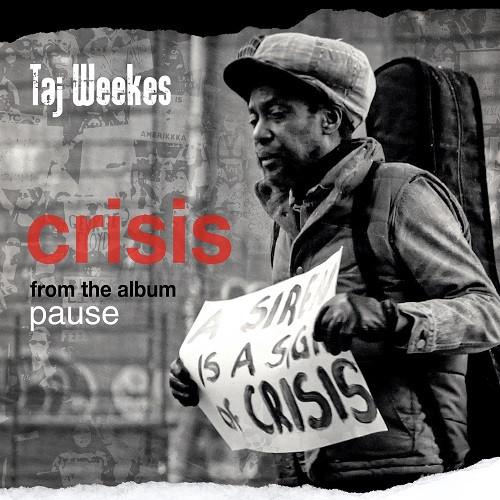 Artwork Crisis - Taj Weekes