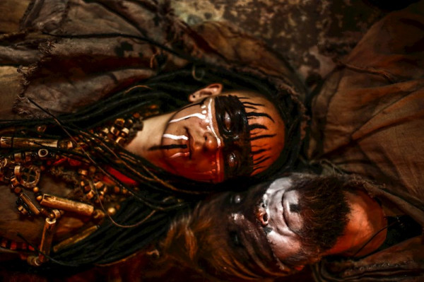 Nytt Land, Ritual, nouvel album, 2021, dark folk, Sibérie, Napalm