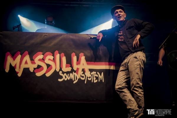 Massilia Sound System au Cabaret Frappé à Grenoble