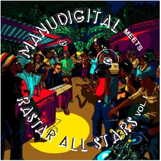 manudigital, rastar records, all stars
