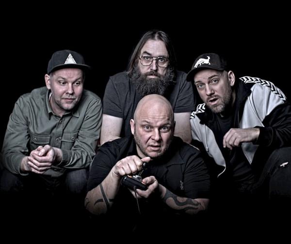 Malossi, Blanke Barter, 2021, album, stoner, Norvège