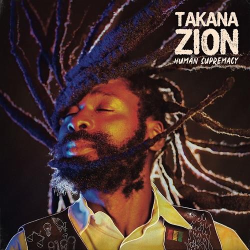 Visuel Human Supremacy - Takana Zion